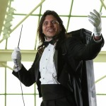 the conductor1